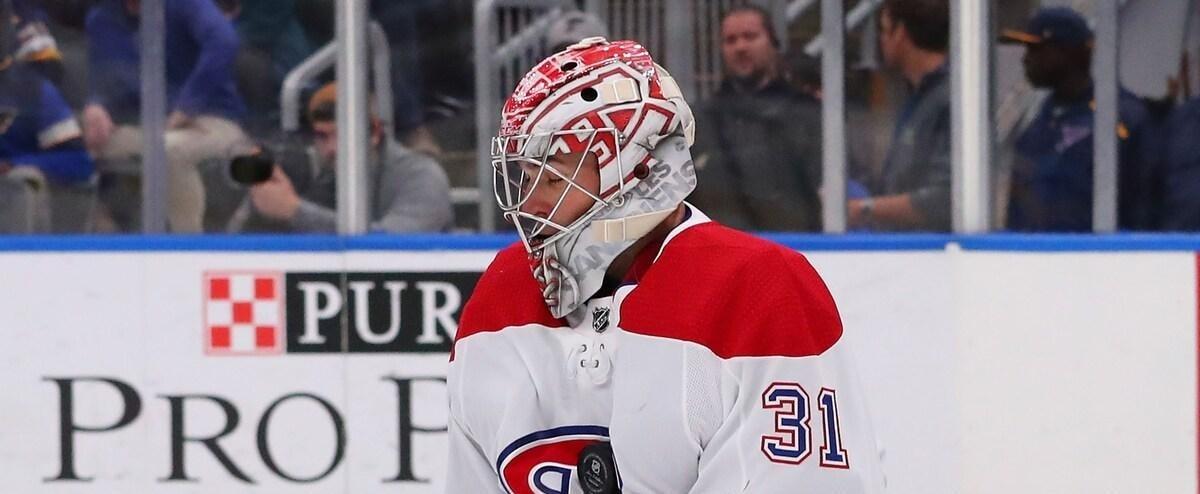 EN DIRECT | Canadien 0 – Capitals 0