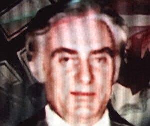 Helmut Oberlander en 1995.