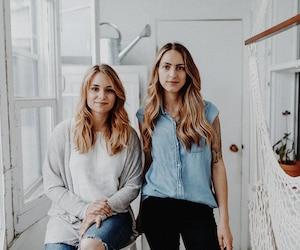 Laurie & Stéphanie
