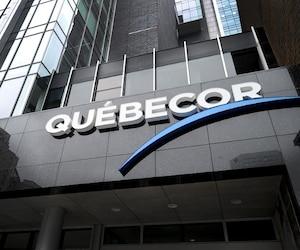 Québecor logo