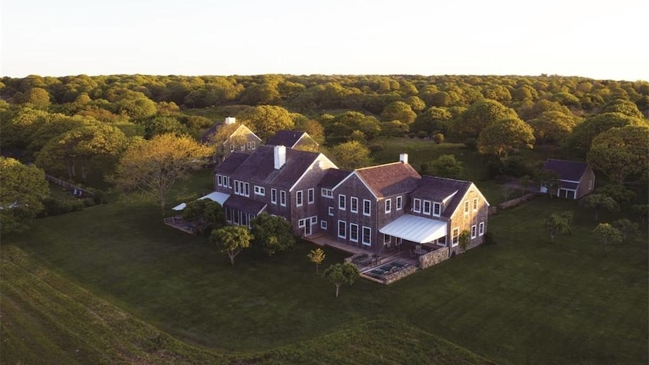 Le superbe domaine de Jackie Kennedy est à vendre