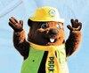 Le personnage de Parka, femelle castor curieuse, ambassadrice de Parcs Canada, existe sous forme de mascotte depuis 2011 et se retrouve sur le site de Radio-Canada.