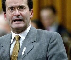 Jean Lapierre a été le bras droit au Québec de Paul Martin du temps où il était premier ministre.