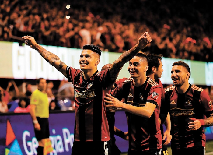 L'Atlanta United est l'équipe favorite pour remporter la coupe MLS cette année.