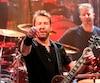 Nickelback en concert.