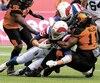 SPO-ALOUETTES DE MONTREAL VS TIGER-CATS DE HAMILTON