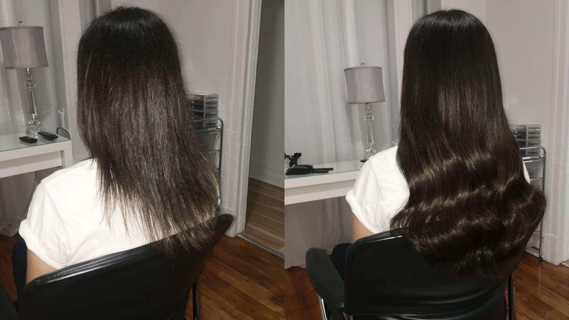 Vente de keratine pour cheveux a montreal