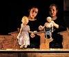 Isabelle Barkowiak et Bianca Richard donnent vie aux personnages de Radegone et Radi.