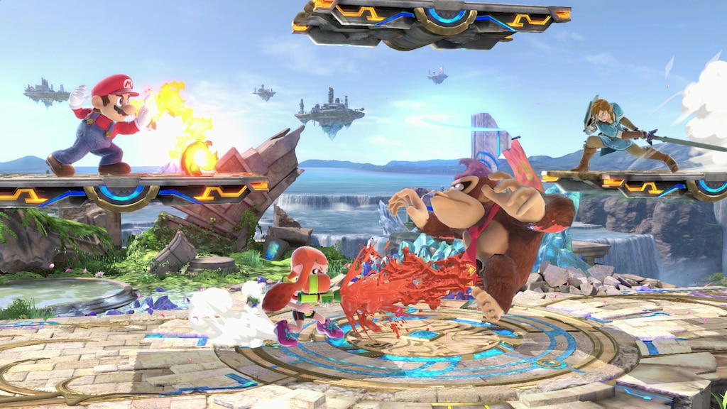 Super Smash Bros. Ultimate: l'incontournable de la série!