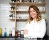 L'entrepreneure Isabelle Huot dont l'image de marque «Kilo Solution» vient de changer pour «Isabelle Huot Docteure en nutrition».