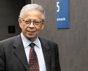 Sami Bebawi subit depuis plusieurs semaines son procès pour fraude et corruption au palais de justice de Montréal.