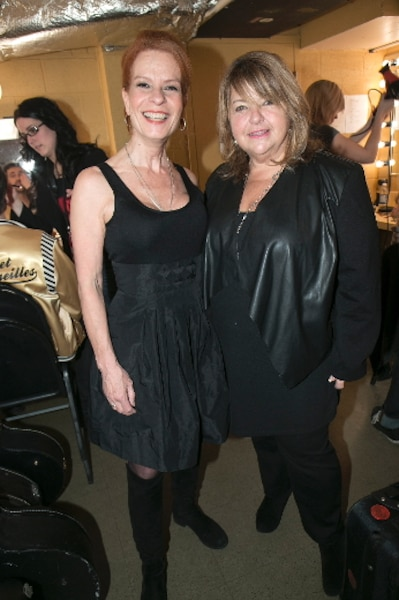 Louise Richer et Lise Dion aux Lundis des Ha! Ha!.