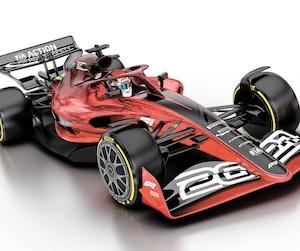 La F1 adoptera cette nouvelle silhouette pour la saison 2021.