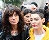Asia Argento et Rose McGowan.