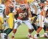 Ryan Hunter a vécu l'euphorie des matchs de la NFL lors du calendrier préparatoire, notamment face aux Packers, en août dernier.