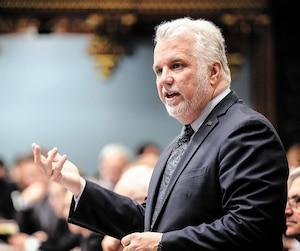 Couillard s'interroge sur l'auto-administration des masses salariales par les fédérations et le principe de l'équité par rapport à l'Ontario.