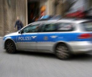 Bloc Police allemande Allemagne