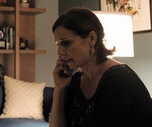 Claude Legault et Lynda Johnson personnifient Laurent et Mylène,parents de Fanny dans la série Fugueuse.
