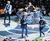 U2 était de passage au Centre Bell cette semaine.
