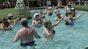 Image principale de l'article Gros party au BeachClub avec un club de l'âge d'or