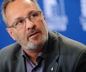 <b>Daniel Boyer</b><br /> Président de la FTQ