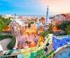 Barcelone et son parc Guell (photo) ont ce qu'il faut pour offrir un pays en bonne santé.