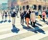 bloc touristes immigrants