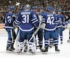 Dans les mauvais comme dans les bons moments de leur longue histoire, les porte-couleurs des Maple Leafs ont toujours continué à jouer devant des salles combles.