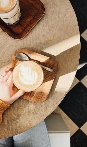 Image principale de l'article Un petit café où relaxer et faire des trouvailles