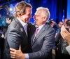 Pierre Karl Péladeau est le bienvenu s'il souhaite faire un retour au sein du Parti québécois, a indiqué Jean-François Lisée.