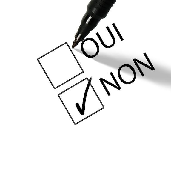 vote non référendum