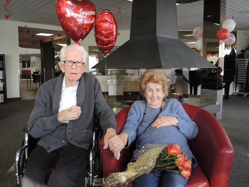 Centenaires et amoureux