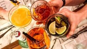 Un bar à cocktail éphémère s'installe en ville