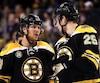 Si les Bruins ont devancé le Canadien au cours des dernières saisons, c'est qu'ils ont mieux repêché, choisissant notamment des joueurs comme David Pastrnak et Brandon Carlo.