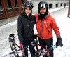 Vélo-boulot d'hiver