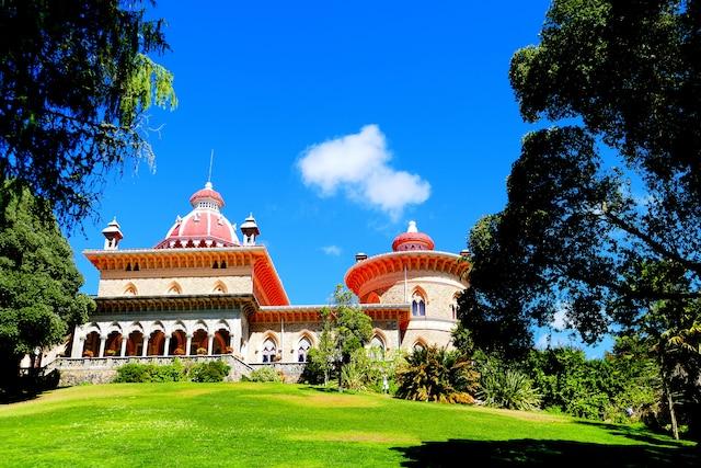 Le Palais de Monserrate.