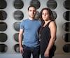Gianni Giancaspro et Vanessa Maggio se marient le 11 juin. La location de leur salle de réception au Centre des sciences a été annulée jeudi par la Société du Vieux-Port de Montréal. Le couple doit trouver un nouvel endroit pour ses 185 invités.