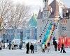 Les météorologues d'Environnement Canada ont émis dimanche un avertissement de froid extrême, mettant notamment en garde ceux qui prévoient fêter le Nouvel An à l'extérieur.