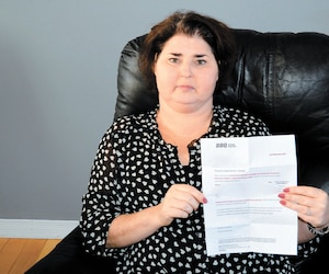 Sophie-Kim Bazinet a reçu une preuve d'assurance voyage de la SSQ Groupe financier quelques jours avant son départ. Elle était persuadée d'être assurée pour aller à Cuba, mais admet ne pas avoir lu toutes les exclusions.