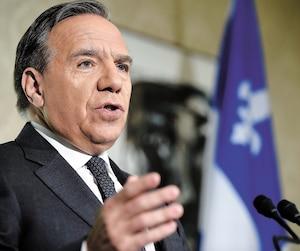 Avec son gouvernement majoritaire, François Legault a «Maintenant» la voie libre pour passer rapidement de la parole aux actes.