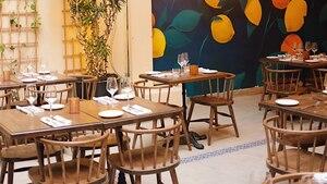 Un resto italien où prendre de jolies photos