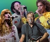 Bruce Springsteen, Post Malone, Florence and the Machine et Beyonce