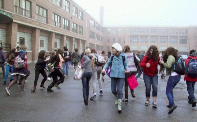 Le documentaire Secondaire V de Guillaume Sylvestre, qui s'intéresse au quotidien d'une classe du secondaire.