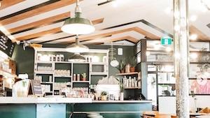 14 photos du tout nouveau bar à bagels de MTL