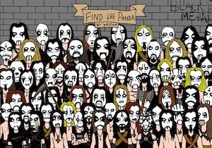 Image principale de l'article Ce panda est impossible à trouver
