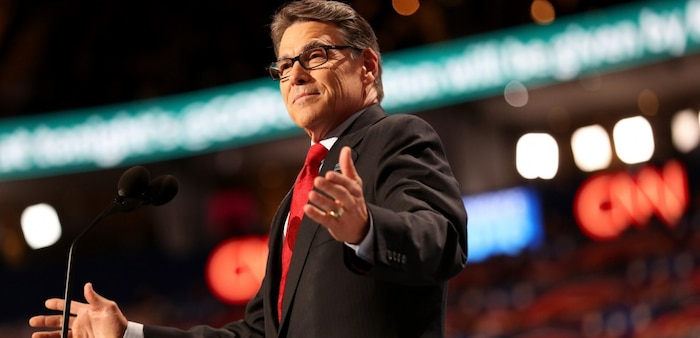 FILES-US-POLITICS-APPOINT-PERRY-ENERGY