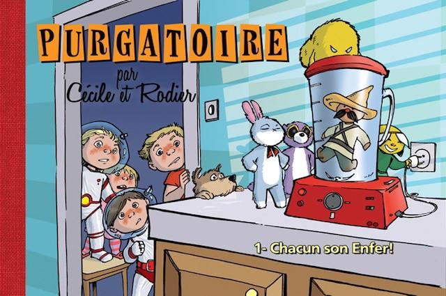 Purgatoire, Cécile et Yves Rodier
