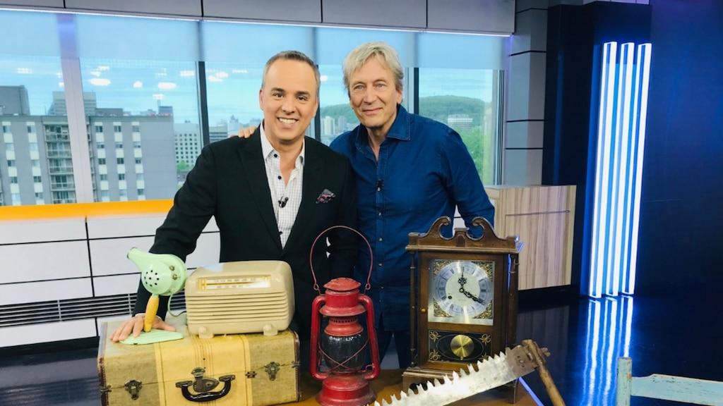 «La mémoire du temps» d'Alain Choquette en tournée au Québec