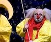 Le spectacle Slava's Snowshow, très apprécié par le public québécois, connaît un très beau succès international depuis 1993.