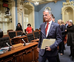 Le juge André Perreault a autorisé l'émission d'un subpoena, mercredi, pour contraindre le député Guy Ouellette à témoigner au procès pour fraude de Nathalie Normandeau.